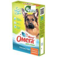 Омега Neo + С-З с морскими водорослями для собак 90 таблеток