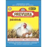 Премикс Рябушка для сельскохозяйственной птицы (0,5%, эконом) (500г)