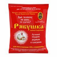 Премикс Рябушка Монастырская для сельскохозяйственной птицы (0,5%) 500г