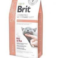 Брит (Brit GF VDC) Renal беззерновая диета при заболеваниях почек для кошек 400г