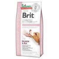 Брит (Brit GF VDD) Hypoallergenic беззерновая гипоаллергенная диета для собак 2кг