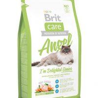 Брит (Brite Care Cat Angel Delighted Senior) для пожилых кошек 2кг