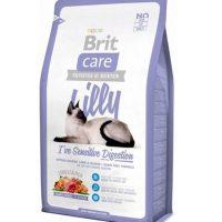 Брит (Brite Care Cat Lilly Sensitive Digestion) для кошек с чувствитвительным пищеварением 2кг
