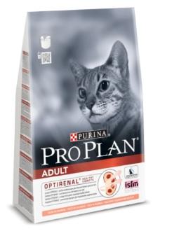 PRO PLAN (Про План) Adult для взрослых кошек, лосось 1,5кг