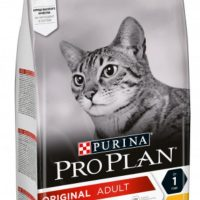 PRO PLAN (Про План) Adult с комплексом Optirenal для взрослых кошек, курица 3кг