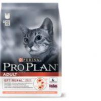 PRO PLAN (Про План) Adult с комплексом Optirenal для взрослых кошек, лосось 1,5кг