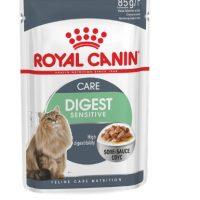Royal Canin (Роял Канин) Digest Sensitive для кошек с чувствительным пищеварением пауч 85г