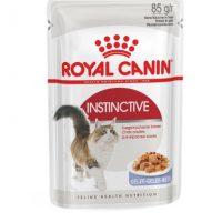 Royal Canin (Роял Канин) Instinctive для взрослых кошек кусочки мяса в желе 85г