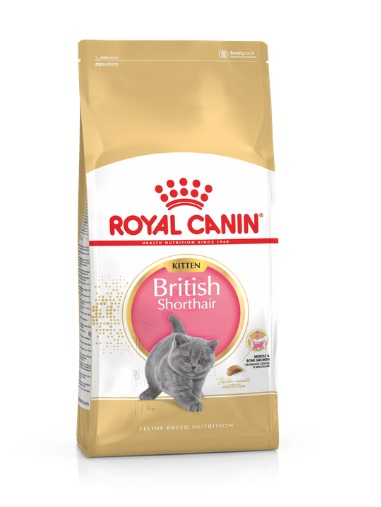 Роял Канин (Royal Canin) British Shorthair Kitten для британских короткошерстных котят 2кг